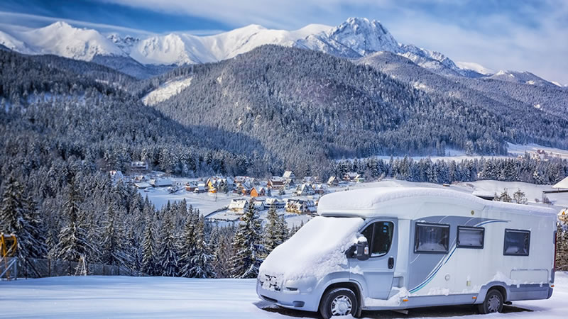 Euromotorhome® -  The best winter destinations for a motorhome holiday