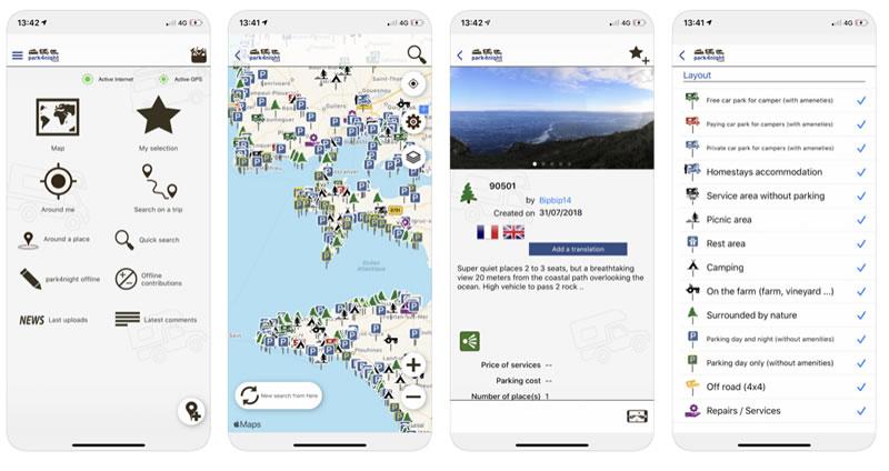 Euromotorhome® - Vacaciones en autocaravana, apps imprescindibles