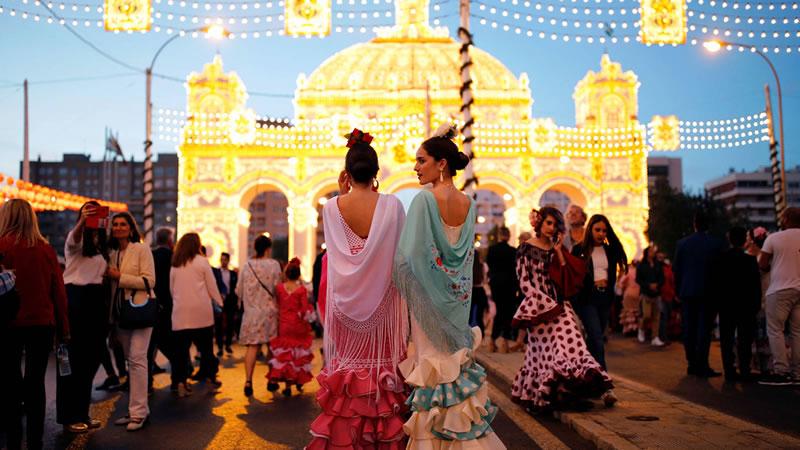 Euromotorhome® - 12 meses 12 viajes en autocaravana - Feria de Sevilla