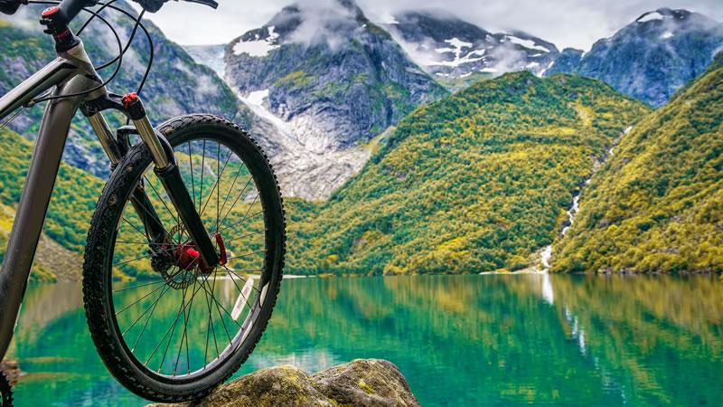 Euromotorhome® - Furgoneta Camper y rutas para amantes de la bici