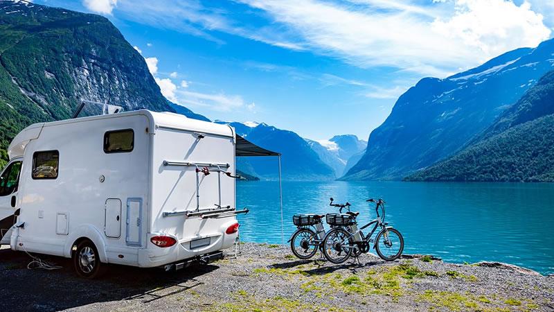 Euromotorhome® - AC y rutas para amantes de la bici