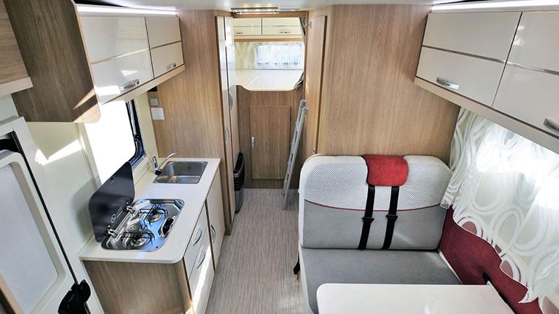 Euromotorhome® - Alquiler de caravan