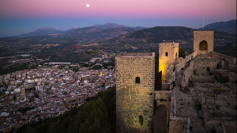 Euromotorhome® - Ruta de los Castillos en autocaravana por Jaén