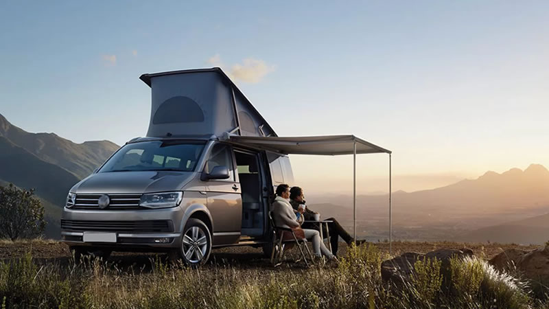 Euromotorhome - Alquiler de Furgoneta Camper para aventureros