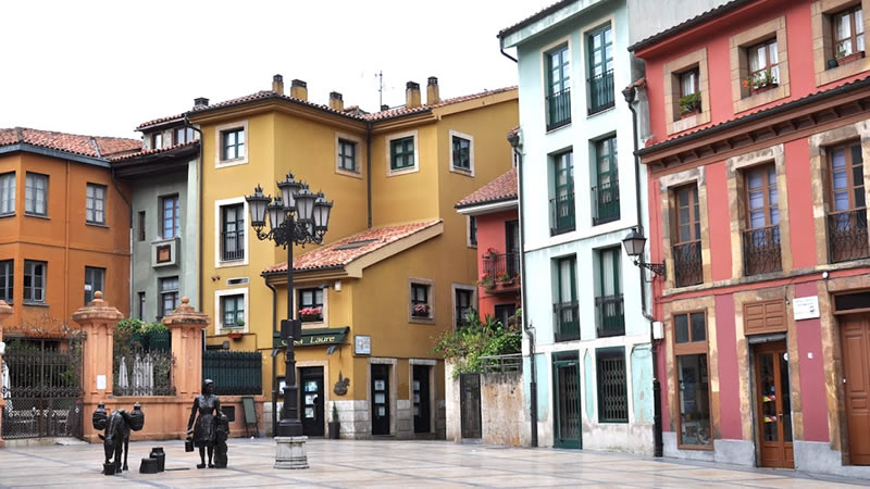Euromotorhome - Recorremos Oviedo en Autocaravana
