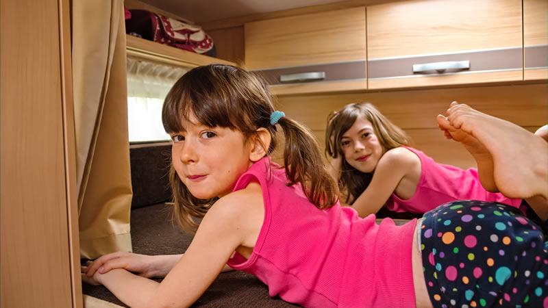 Euromotorhome® - Alquiler de autocaravanas en Madrid con niños
