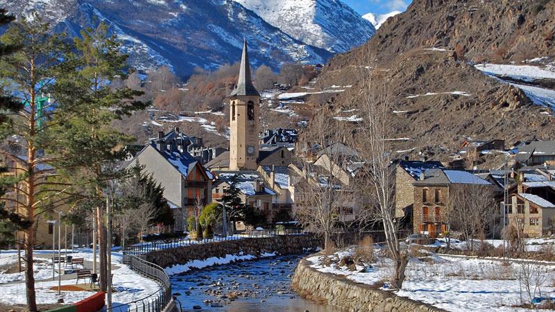 Euromotorhome® - Ruta en motorhome para disfrutar de la nieve