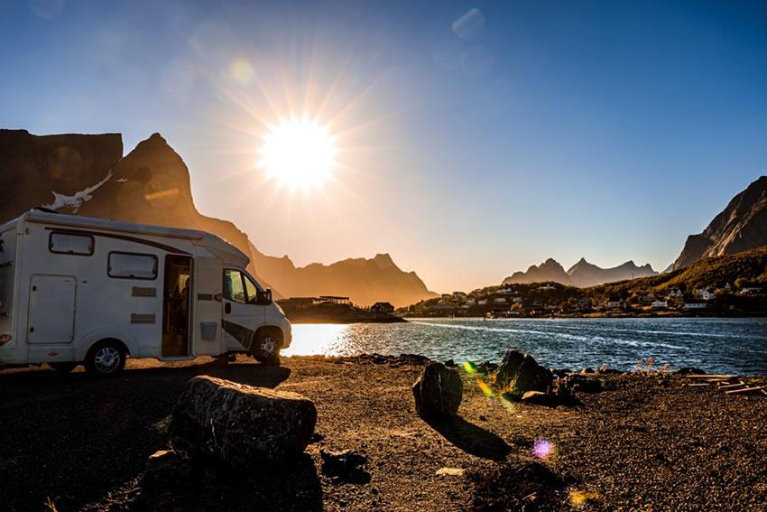 Euromotorhome - Los mejores países por los que viajar en autocaravana